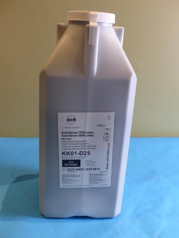 OCE KK01-D25 GENUINE TONER BLACK KK01-D25