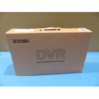 ZOSI 1AR-16JK40-US HD 16-CHANNEL 1080P HD DVR DIGITAL VIDEO RECORDER