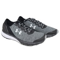 UNDER ARMOUR CHARGED ESCAPE 3020005 001 WOMENS BLACK/WHITE SNEAKERS SZ 8.5