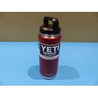YETI RAMBLER 26 OZ BOTTLE BRICK RED 21071300063