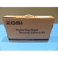 ZOSI 4AK-2612B-W-EU 4-PACK DIGITAL SECURITY CAMERAS