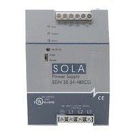 SOLA SDN20-24-480CD INDUSTRAL DC POWER SUPPLY