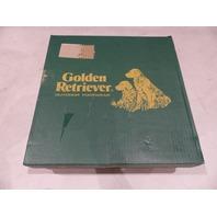 GOLDEN RETIEVER 3901 WATERPROOF MENS WORK BOOTS BROWN OIL TAN SIZE 10