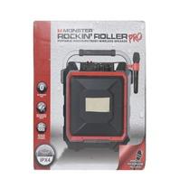 MONSTER ROCKIN ROLLER RR-PRO PRO WIRELESS SPEAKER W/MICROPHONE