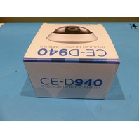 CLINTON ELECTRONICS CE-D940 INDOOR DOME CAMERA