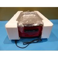 NESCO 4818-12 18 QT. RED ROASTER OVEN