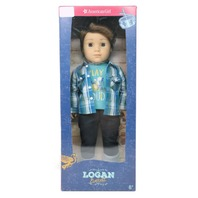 AMERICAN GIRL FBB89BF1A LOGAN EVERETT BOY DOLL