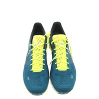 ON CLOUDFLOW 0000154329 RUNNING SHOES MENS SIZE 10 M PETROL/NEON