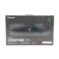 RAZER LEVIATHAN RZ0501570100R3U1 MINI PORTABLE SPEAKER WIRELESS BLACK