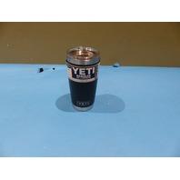 YETI RAMBLER 20 OZ BLACK TUMBLER WITH MAGSLIDE LID 21070060018