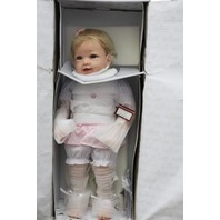 ASHTON DRAKE GALLERIES ISABELLAS FIRST STEPS REALISTIC BABY DOLL