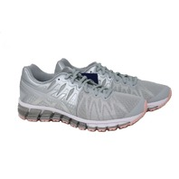 ASICS GEL-QUANTUM S660J-9693 WOMENS MID GREY/SILVER/FROSTED ROSE RUNNING SHOES SZ 8.5