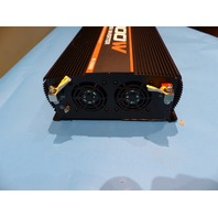 POTEK PI5000W 5000W 12V DC TO 110V AC CAR POWER INVERTER W/ 4 AC OUTLETS