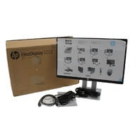 HP ELITEDISPLAY E222 M1N96AA ABA 21.5IN. LED LCD MONITOR