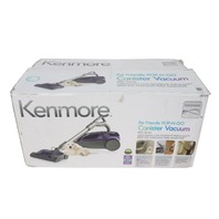 KENMORE 81614 PURPLE PET FRIENDLY POP-N-GO CANISTER VACUUM