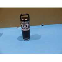 YETI RAMBLER 18 OZ BOTTLE BLACK 21071060006