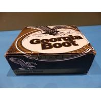 GEORGIA BOOT G6342 MENS 6IN BARRACUDA GOLD WEDGE STEEL TOE WORK BOOTS SZ 10W