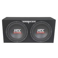 MTX AUDIO TERMINATOR TNE212D DUAL 12IN SUBWOOFERS