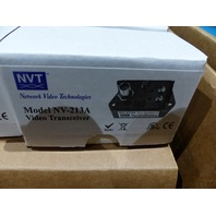 NVT NV-1672 16-CHANNEL DIGITALEQ ACTIVE RECEIVER DISTRIBUTION AMPLIFIER