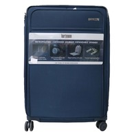 HARTMANN METROPOLITAN EXTENDED JOURNEY EXPANDABLE SPINNER HARBOR BLUE