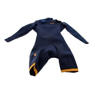 MANERA METEOR MEN HYBRID LS X10D 3.2MM FULL INK BLUE WETSUIT US MED / EU XL