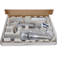 KOHLER K45800-4-CP CHROME SINGLE-HANDLE MID ARC WATER-SAVING BATHROOM FAUCET