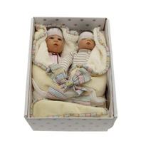ASHTON DRAKE 032306001 TWIN BABIES JADA AND JAYDEN
