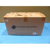 AMERICAN DYNAMICS NTSC 112 SPEEDDOME OPTIMA DOME CAMERA RASONPC 0100-2333-01