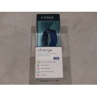 FITBIT CHARGE WIRELESS BAND LARGE BLUE