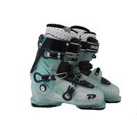 DALBELLO SPORTS KYRA 95 I.D. SK95L1.GB.255 WOMENS DAZZ BLUE/WHITE SKI BOOTS SZ 9