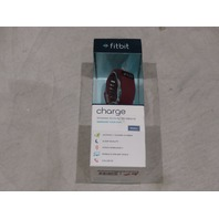 FITBIT CHARGE WIRELESS BAND SMALL BURGUNDY