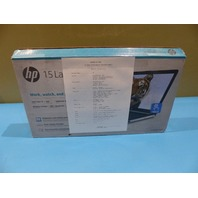 HP 4AL72UA-ABA 1.6GHZ 4GB 1TB INTEL GRAPHICS 620 WIN 10 HOME LAPTOP