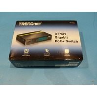 TRENDNET TPE TG80G 8-PORT GIGABIT POE+ SWITCH