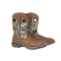 ROCKY RKW0154 COWBOY BOOT SIZE 12M CAMO