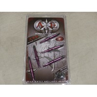 ANTLER INSANITY 1005ABC AXE BONE CRUSHER BROADHEADS 5-PACK