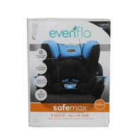 EVENFLO SAFEMAX 38711816 MARSHALL ALL-IN-ONE CONVERTIBLE CAR SEAT