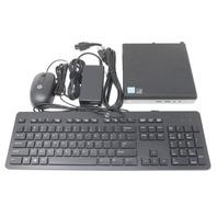 HP TPC-W039-DM 2.7GHZ 8GB 1TB INTEL HD GRAPHICS 630 WINDOWS 10 PRO DESKTOP