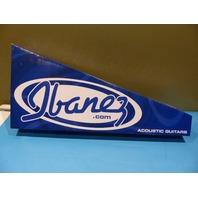 IBANEZ TALMAN TCY10ETBS TRANSPARENT BLUE SUNBURST ACOUSTIC-ELECTRIC GUITAR
