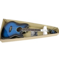IBANEZ TALMAN TCY10ETBS TRANSPARENT BLUE SUNBURST ACOUSTIC-ELECTRIC GUITAR
