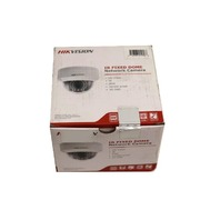 HIKVISION DS-2CD2135FWD-I 4MM 3MP ULTRA-LOW LIGHT NETWORK DOME CAMERA