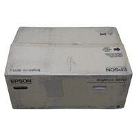 EPSON BRIGHTLINK-697UI-WUXGA 1080P 3LCD PROJECTOR W/ SPEAKER