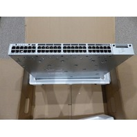 CISCO CATALYST 3850 WS-C3850-48U-S 48-PORT L3 MANAGED ETHERNET SWITCH