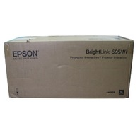 EPSON BRIGHTLINK 695WI V11H740522 3500-LUMEN WXGAA ULTRA-SHORT THROW 3LCD INTERACTIVE PROJECTOR
