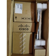 CISCO CTS-SX80-IP60-K9 TELEPRESENCE PRECISION 60 CONFERENCE SYSTEM W/CAMERA TOUCH 10