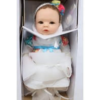 THE ASHTON-DRAKE GALLERIES 03-02751-001 PRETTY & PETITE PRESLEY BABY DOLL