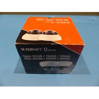 HANWHA TECHWIN WISENET Q SERIES QND-7010R DOME CAMERA