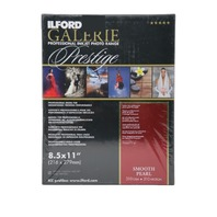 ILFORD GALERIE 2001753 PRESTIGE SMOOTH PEARL PHOTO PAPER 8.5X11IN 250 SHEETS
