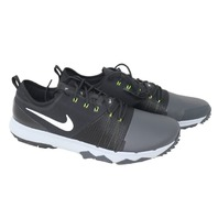 NIKE FI IMPACT 3 AH6959 003 MENS ANTHRACITE/WHITE-BLACK GOLF SHOES SZ 12