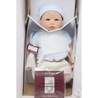 THE ASHTON-DRAKE GALLERIES 03-0236-003 SWEET BABY LIAM BABY DOLL
