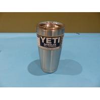 YETI RAMBLER 21070060020 20OZ. STAINLESS TUMBLER